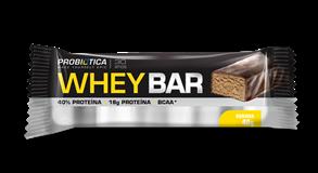 Whey Bar Banana Probiótica - 40 g