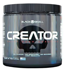 Creator - Black Skull - 100g