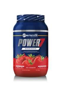 Power Protein 7 - GT Nutrition - Morango - 1362g