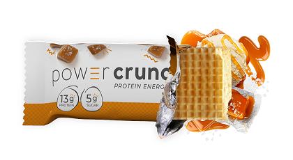Power Crunch Original Bio Nutritional Sabor Amendoim Fudge (1 Unidade de 40g) - BNRG