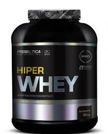 Hiper Whey Millennium Probiótica Chocolate - 2Kg