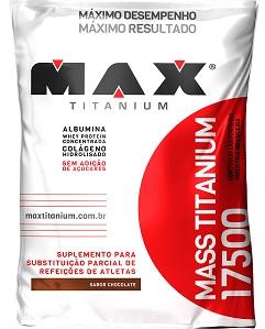 Mass Titanium 17500 - Vitamina de Frutas - 1,4 Kg