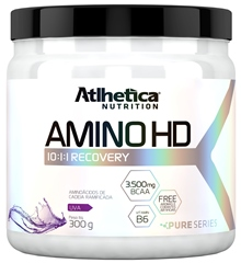 Amino HD 10:1:1 - Atlhetica Nutrition - Laranja - 300g