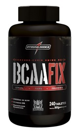 BCAA Fix - Integralmédica - 240 Tabletes
