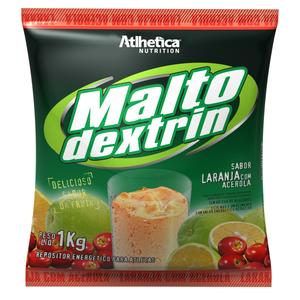 Maltodextrina Atlhetica Evolution Laranja com acerola - 1kg