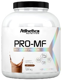 Pro-MF Recovery Protein - Rodolfo Peres - Atlhetica Nutrition - Chocolate - 1,8Kg