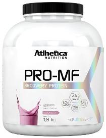 Pro-MF Recovery Protein - Rodolfo Peres - Atlhetica Nutrition - Morango - 1,8Kg
