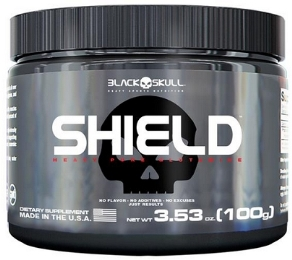 Shield - Black Skull - 100g