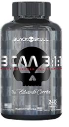 BCAA 3:1:1 - Black Skull - 240 Tabletes