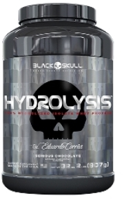 Hydrolysis - Chocolate - Black Skull - 907g