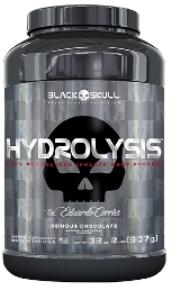 Hydrolysis - Morango - Black Skull - 907g
