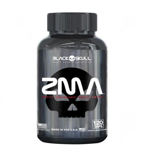 ZMA (120 Cápsulas) - Black Skull