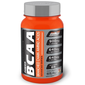 BCAA Power - New Millen - 120 Cápsulas