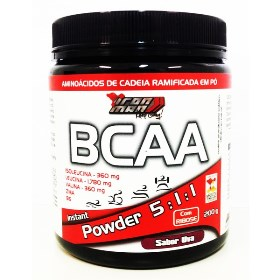 BCAA Powder Iron Man - New Millen - 200g - Limão