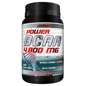 BCAA Power 4800mg - New Millen - 120 Tabletes