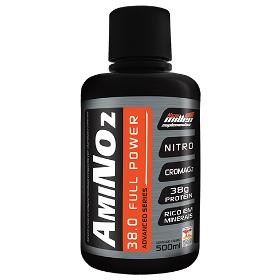 Amino NO2 Liquid - New Millen - 500 ml - Cereja Preta