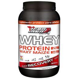 Whey Protein Recovery - New Millen - 900g - Morango
