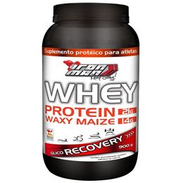 Whey Protein Recovery - New Millen - 900g - Baunilha