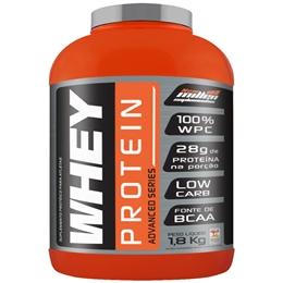 Whey Protein Advanced Series - Baunilha - New Millen - 1,8 Kg