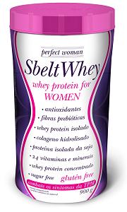 Sbelt Whey - New Millen - 900g - Baunilha