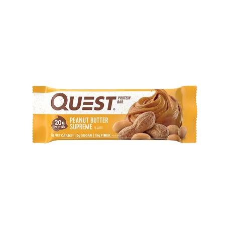Quest Bar - Protein Bar - Chocolate com Amendoim - 60g