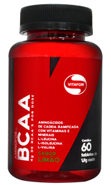 Aminofor - Vitafor - Limão - 60 Tabletes