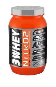 3 Whey Nitro 2 - New Millen - 900g - Baunilha