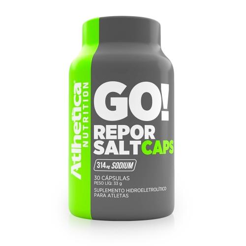 Repor Salt - Atlhetica Nutrition - 30 Cápsulas