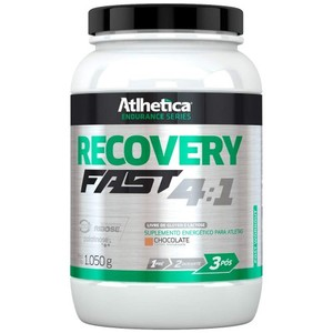 Recovery Fast 4:1 - Limonada Suiça - Atlhetica Nutrition - 1,05 Kg