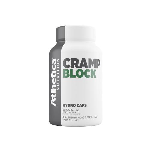 Cramp Block (60 Cápsulas) - Atlhetica Nutrition