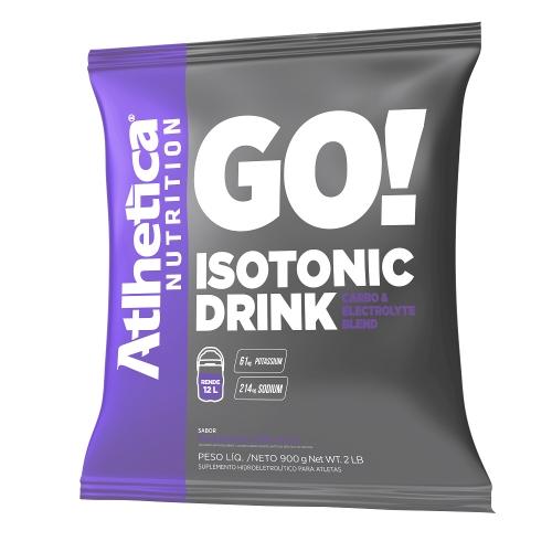 Isotonic Drink Sabor Guaraná com Açaí (900g) - Atlhetica Nutrition