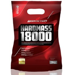 Hard Mass 1800 - Body Action - Banana e Maçã - 3 Kg