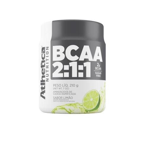 BCAA 2:1:1 Pro Series Sabor Limão (210g) - Atlhetica Nutrition