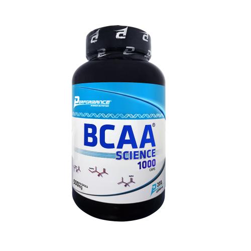 BCAA Science 1000 (200 Cápsulas) - Performance Nutrition