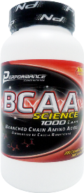 BCAA Science 1000 - Performance Nutrition - 200 Cápsulas