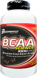 BCAA Science 1000 - Performance Nutrition - 300 Cápsulas