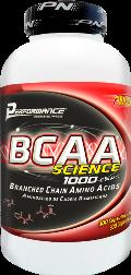 BCAA Science 1000 - Performance Nutrition - 300 Cápsulas