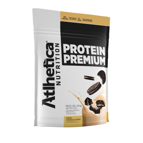 Protein Premium - Pro Series - Atlhetica Nutrition - Cookies - 1,8 Kg