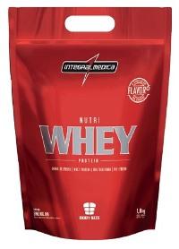 Nutri Whey Protein (Refil) Sabor Baunilha (1,8 Kg) - Integralmédica