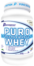 Puro Whey Performance Nutrition - Baunilha - 909g