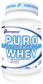 Puro Whey Performance Nutrition - Natural - 909g