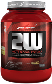 2W Double Source - Body Action - Frutas - 900g