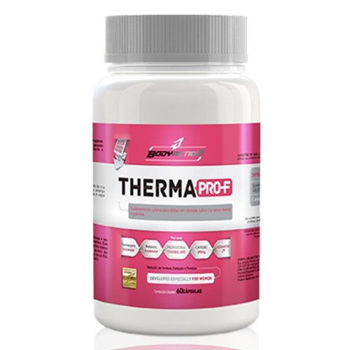 Therma Pro-F - Body Action - 60 Cápsulas