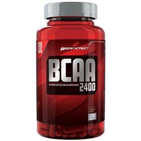 BCAA 2400 - Body Action - 200 Cápsulas