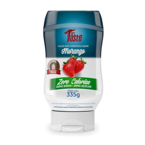 Caldas - Mrs. Taste - Morango - 335g