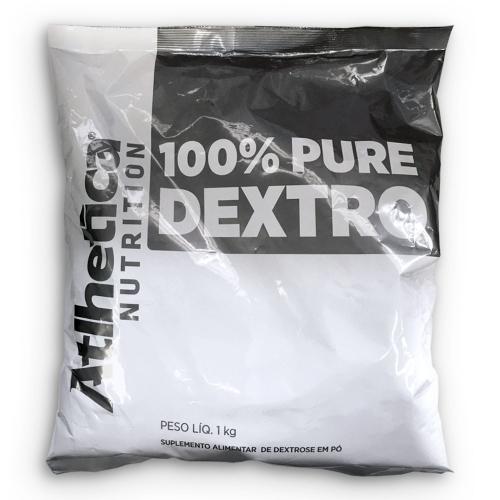 100% Pure Dextrose Sabor Natural (1kg) - Atlhetica Evolution