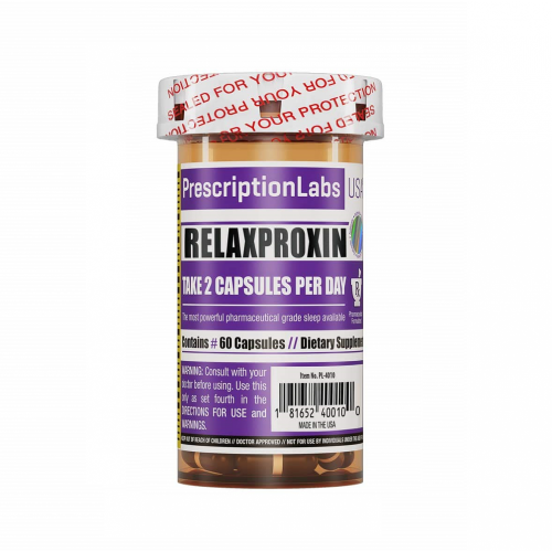 Relaxproxin - Prescription Labs - 60 Cápsulas