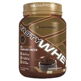 Tasty Whey - Adaptogen Science - Chocolate - 912g