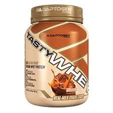 Tasty Whey - Adaptogen Science - Chocolate com Amendoim - 912g