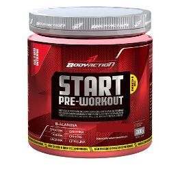 Start Pré-Workout - Body Action - Guaraná com frutas - 300g